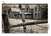 Abandoned Farm House Carry-all Pouch
