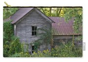 Abandoned Farmhouse On Stacy Fork Carry-all Pouch