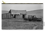 Abandoned Ford Truck And Shed Carry-all Pouch