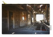 Abandoned Grain Elevator Drive Through Carry-all Pouch