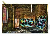 Abandoned, Hdr Carry-all Pouch