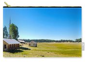 Abandoned In Meadow Carry-all Pouch