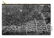 Abandoned Minorcan Country Gate Carry-all Pouch