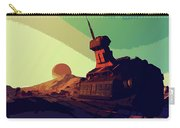 Abandoned On An Alien World Carry-all Pouch