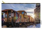 Abandoned Railcar Carry-all Pouch