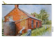 Abandoned Red Brick Cottage Near Maldon Carry-all Pouch