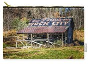 Abandoned Rock City Barn Carry-all Pouch