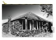 Abandoned Stone House Carry-all Pouch