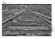 Abandoned Tracks Carry-all Pouch
