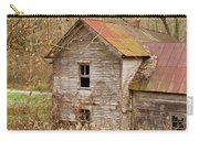 Abandoned Turn Of Centruy Home Carry-all Pouch