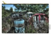 Abandoned Vehicles - Veicoli Abbandonati  1 Carry-all Pouch
