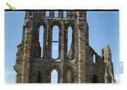 Abbey At Whitby  Carry-all Pouch