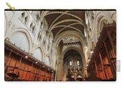 Abbey Church Of Saint Mary, Or Buckfast Abbey Carry-all Pouch