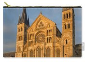 Abbey Of Saint - Remi Reims Carry-all Pouch