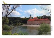 Abbey Weltenburg And Danube River Carry-all Pouch