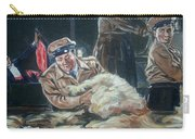Abbott And Costello Meet Frankenstein Carry-all Pouch