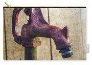 Abbott's Mill Water Spigot Carry-all Pouch