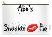 Abe-confetti Kiss Carry-all Pouch