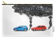 Abgas Skandals Carry-all Pouch