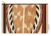 Aboriginal Bark Painting  Carry-all Pouch
