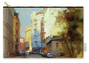 About The Arbat. Plotnikov Lane. Carry-all Pouch