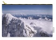 Above Denali Carry-all Pouch by Chad Dutson