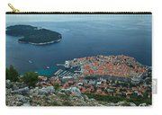 Above Dubrovnik - Croatia Carry-all Pouch