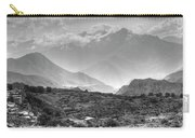 Above Muktinath, Nepal Carry-all Pouch
