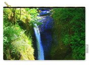 Above Onionta Falls Carry-all Pouch