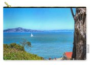 Above San Francisco Bay Carry-all Pouch