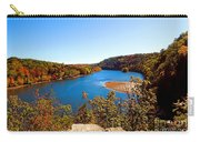 Above The Housatonic Carry-all Pouch