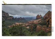 Above The Red Rocks Of Sedona  Carry-all Pouch