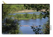 Above The Trees Carry-all Pouch
