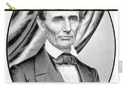 Abraham Lincoln Circa 1860 Carry-all Pouch by War Is Hell Store