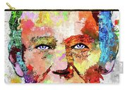 Abraham Lincoln Portrait Carry-all Pouch