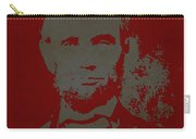 Abraham Lincoln The American President  Carry-all Pouch