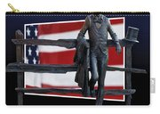 Abraham Lincoln Carry-all Pouch by Thomas Woolworth