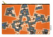 Abstract # 2060ew4bc Carry-all Pouch