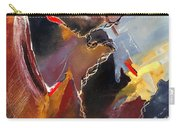 Abstract 020606 Carry-all Pouch
