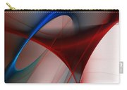 Abstract 052510 Carry-all Pouch