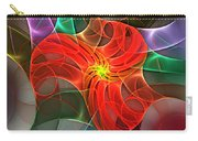 Abstract 061710a Carry-all Pouch