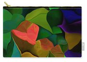 Abstract 063016 Carry-all Pouch