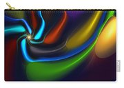 Abstract 080510 Carry-all Pouch