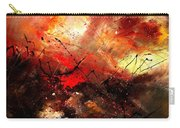 Abstract 100202 Carry-all Pouch