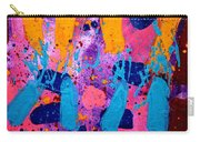Abstract 10316 - Cropped Carry-all Pouch