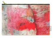 Abstract 107 Digital Oil Painting On Canvas Full Of Texture And Brig Carry-all Pouch