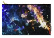 Abstract 134 Digital Oil Painting On Canvas Full Of Texture And Brig Carry-all Pouch