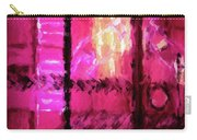 Abstract 135 Digital Oil Painting On Canvas Full Of Texture And Brig Carry-all Pouch