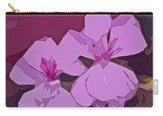 Abstract 144 Carry-all Pouch by Pamela Cooper