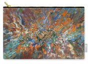 Abstract #179 Carry-all Pouch